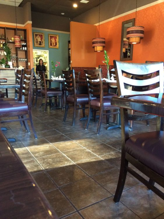 Kob Kun Thai restaurant in Oakton VA