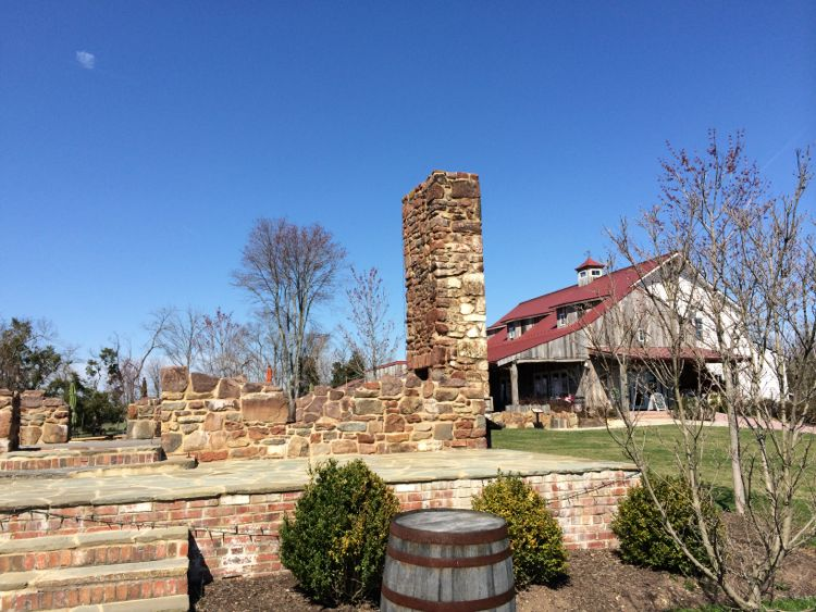 Historic Winery at Bull Run
