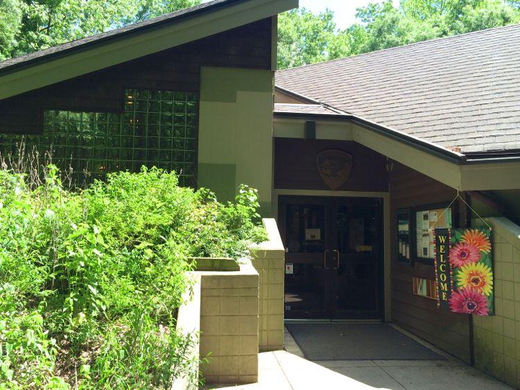 Huntley Meadows Park Visitor Center
