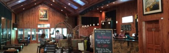 Paradise Springs tasting room
