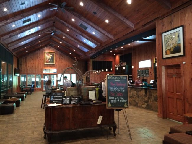 Paradise Springs Winery: First in Fairfax County Virginia and Closest to Washington DC