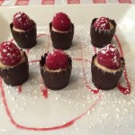 Baci de Sophia Loren dessert at Pazzo Pomodoro