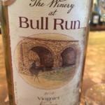 The Winery at Bull Run label