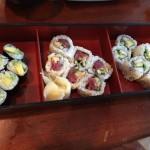 Ariake Reston Sushi roll combo