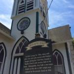 Baptist church Clifton Va