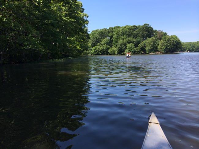 Burke Lake Park Boat Tour