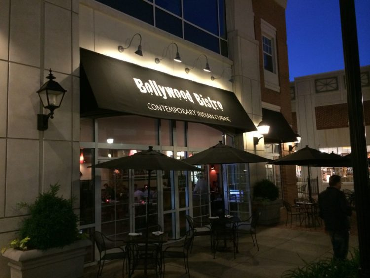 Bollywood Bistro Old Town Fairfax