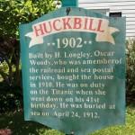 Huckbill Clifton Va