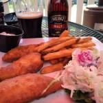 Main St Pub Fish and chips Clifton Va