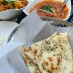 delicious Rosemary Naan