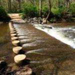 Stream crossing CCT segment 9