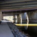 Dulles Toll Road underpass