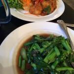 Sisters Thai broccoli