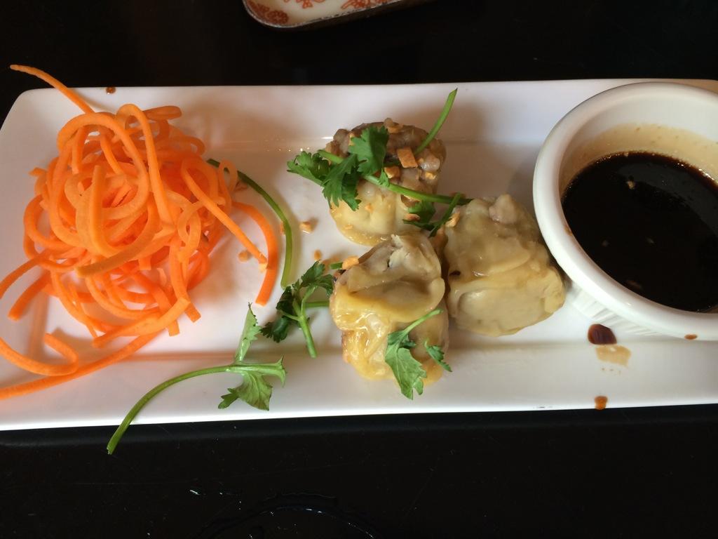 Sisters Thai dumplings