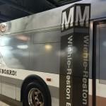 Wiehle-Reston East bus