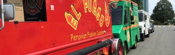 El Fuego Peruvian food truck