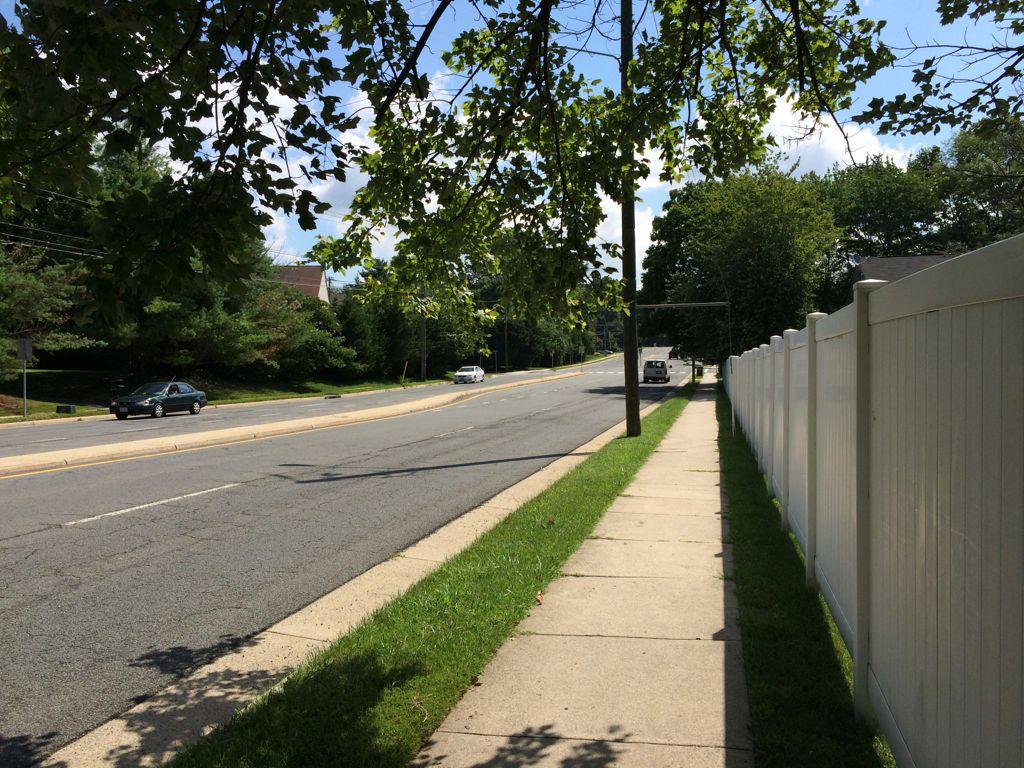 Hot sidewalk CCT seg 6