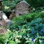 springhouse at Meadowlark Gardens Virginia