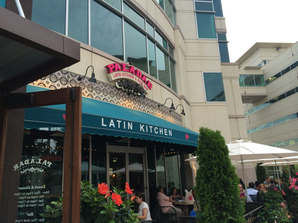Paladar Tysons Happy Hour