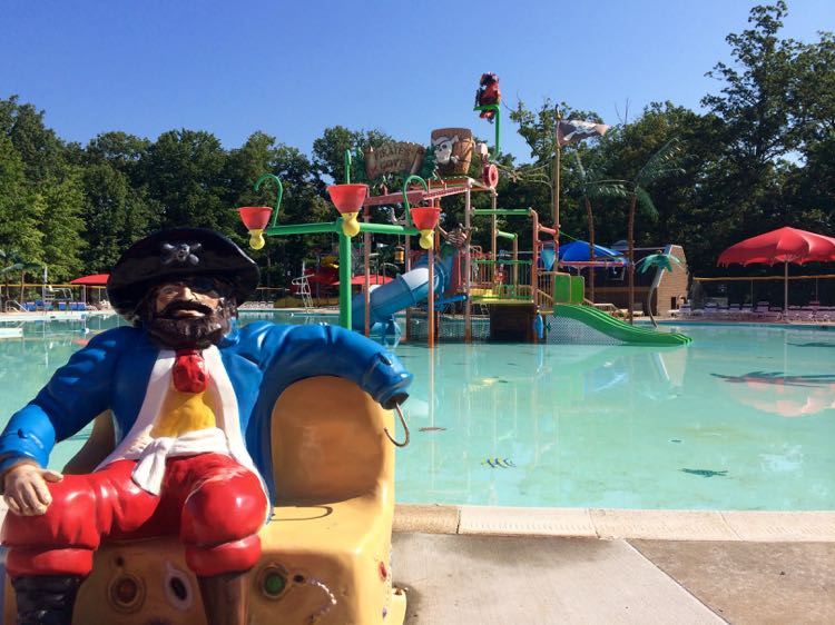 Pirates Cove, Northern Virginia waterparks