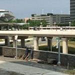 Silver Line train at Tysons