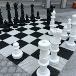 Tysons Plaza chess