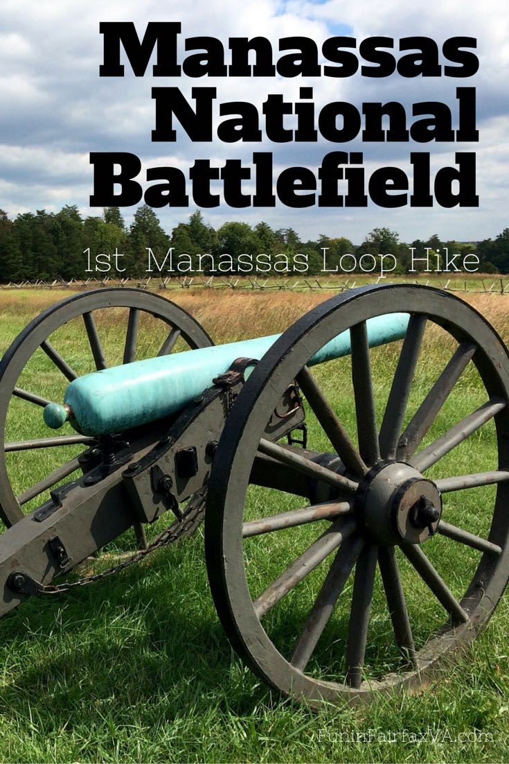 Cooler Fall weather sets the perfect tone to visit Manassas National Battlefield Park and The Winery at Bull Run for a walk, wine and history.
