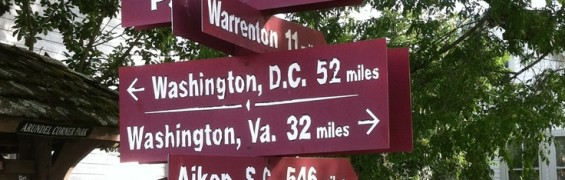 confusing signs of fairfax county va