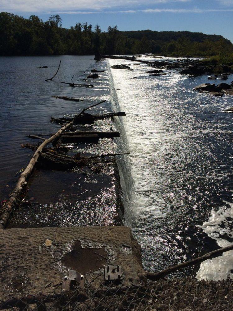 Aqueduct Dam GFNP