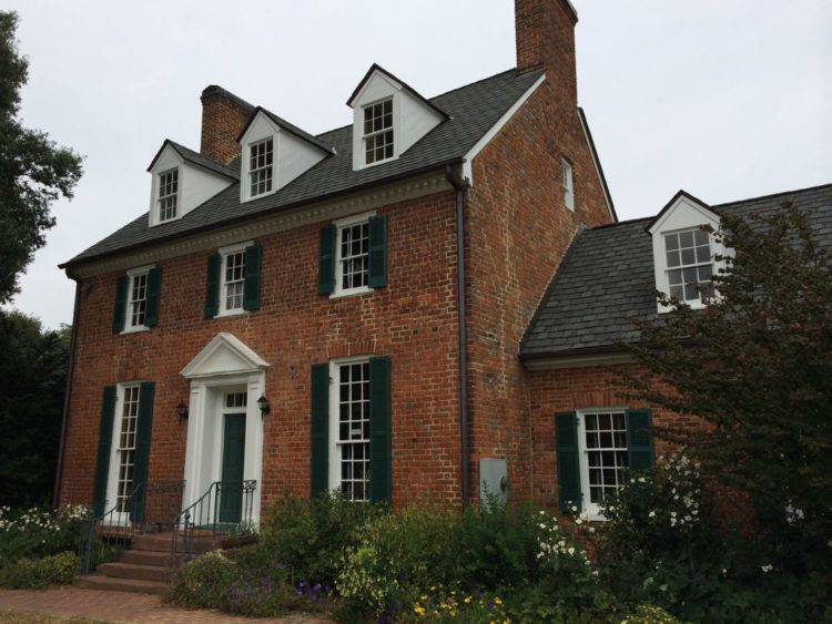 Green Spring Gardens Manor House