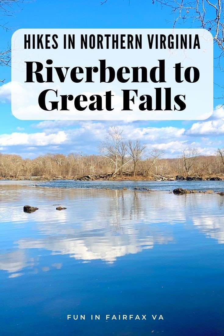 Hike Riverbend Park to Great Falls, an easy, family-friendly trail with beautiful Potomac River and waterfall views.
