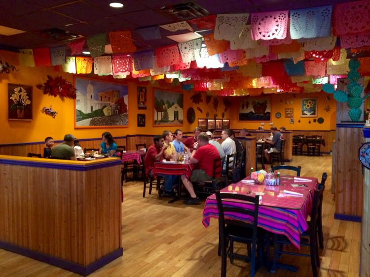 Picante Mexican Restaurant in Chantilly Virginia