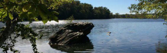 Riverbend view