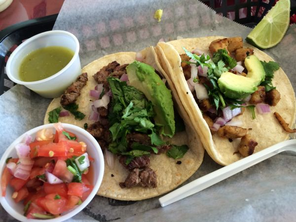 Tipicos Glorias is a casual option for tacos in Northern Virginia