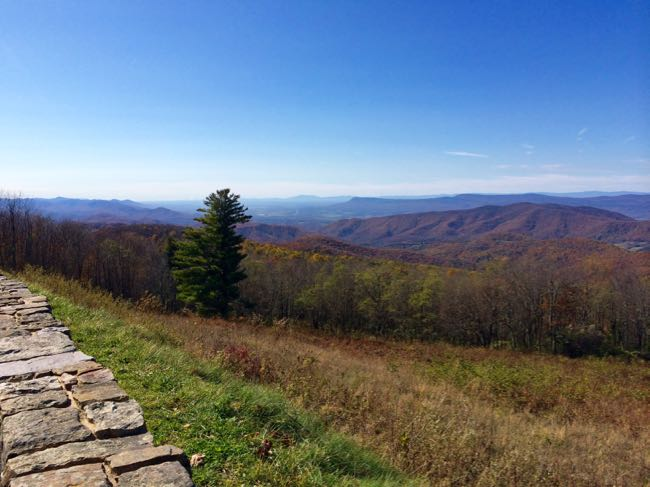 View from The Point Overlook