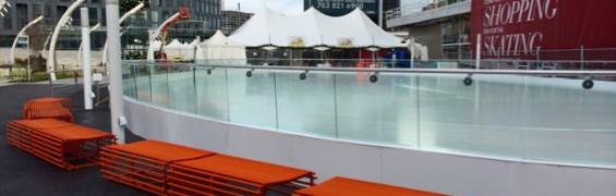 Tysons Corner Center ice rink