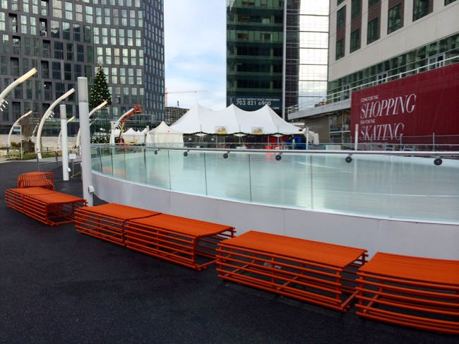Tysons Corner Center ice rink