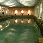 Pool at the Greenbrier