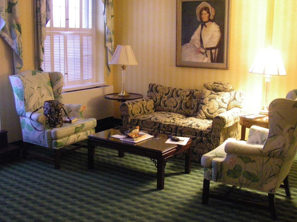 East Terrace Suite, Greenbrier