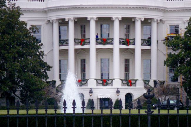 Holiday White House