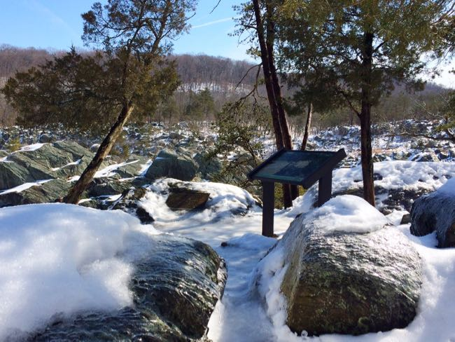 Great Falls Mather overlook