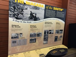Great Falls VC display