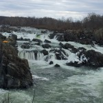 Great Falls NP kayaker Jan 2015