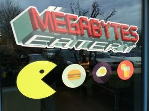 Megabytes Eatery logo