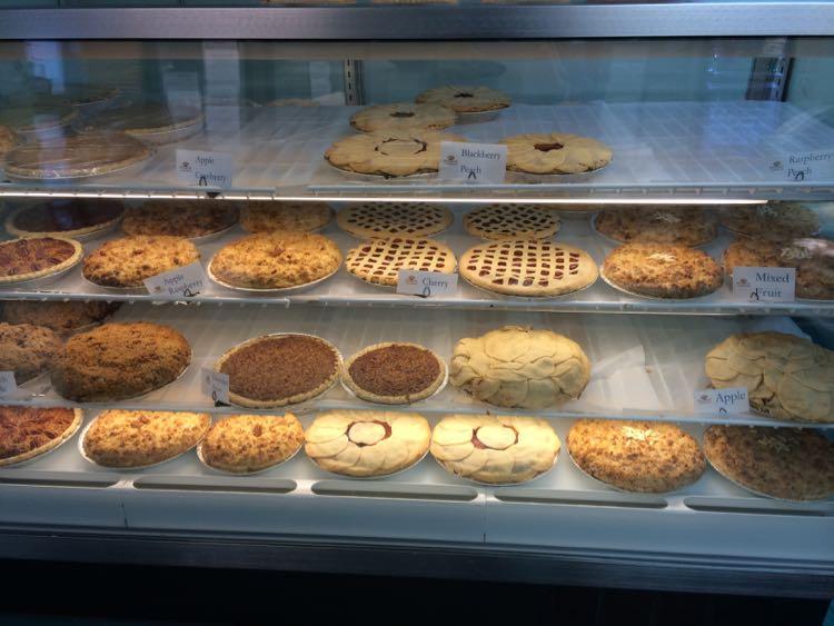 Pie Gourmet pie case, Vienna VA