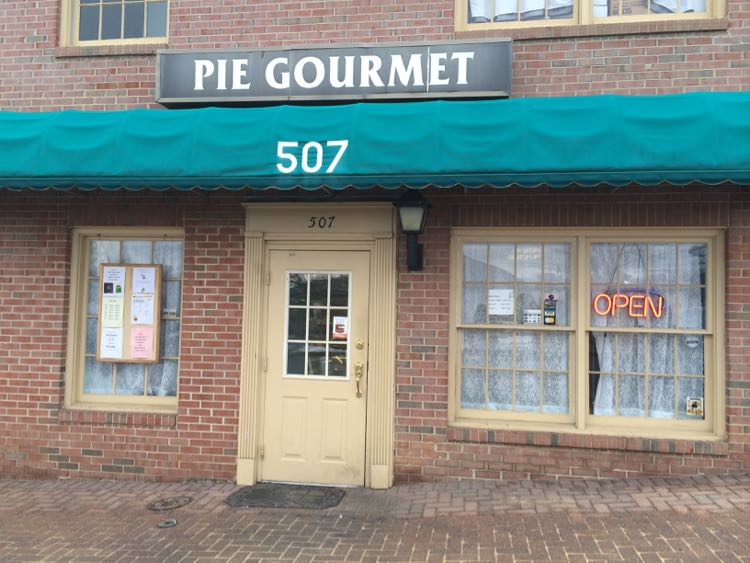 Pie Gourmet Vienna Virginia