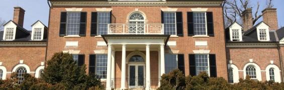 Historic Woodlawn in Alexandria Virginia