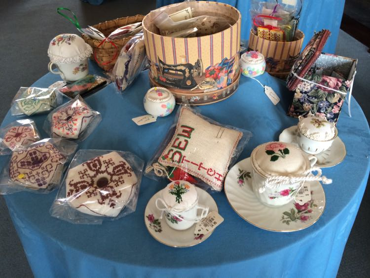 Needlepoint Items in the Woodlawn Gift Shop