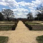 Arlington House garden