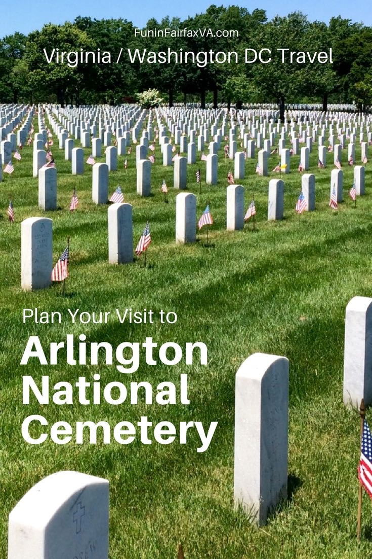 Washington DC / Virginia US travel. Plan your visit to Arlington National Cemetery. #virginia #arlington #washingtondc #cemetery #history